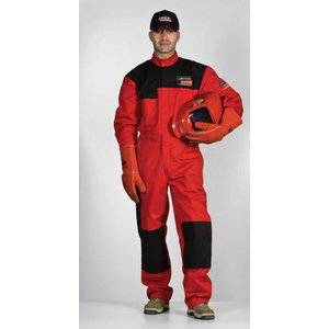 Work boilersuit for welder, size L, Lincoln Electric