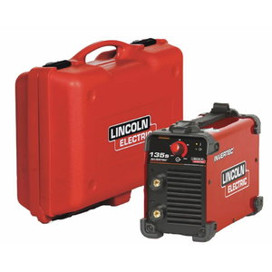 Elektrodinis suvirinimo aparatas INVERTEC 135S lagamine, Lincoln Electric