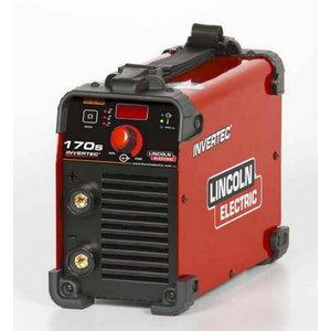 Elektrodu metināšanas iekārta Invertec 170S, Lincoln Electric