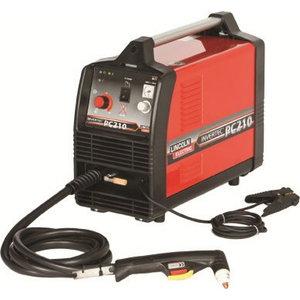 Plasmalõikur PC210 AC (sisseehitatud õhukompressoriga), Lincoln Electric