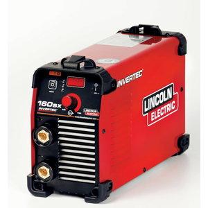 Elektrodu metināšanas iekārta Invertec 160SX, Lincoln Electric