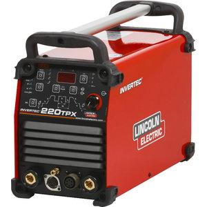 TIG suvirinimo aparatas INVERTEC 220TPX, Lincoln Electric