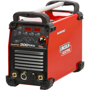 TIG suvirinimo aparatas INVERTEC 300TPX 400V/3f, Lincoln Electric