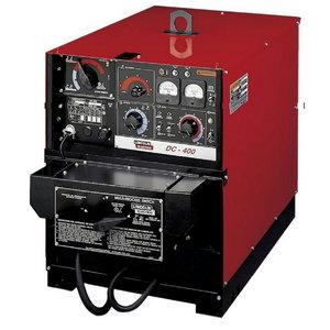 MIG/MAG metināšanas strāvas avots DC-400, Lincoln Electric