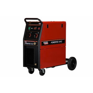 Semiautomatic welder 180A, Powertec 191C, Lincoln Electric