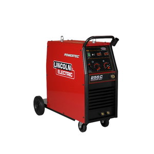 MIG-welder Powertec 255C, Lincoln Electric