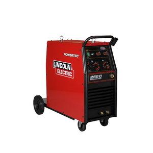 MIG Suvirinimo aparatas Powertec 255C, Lincoln Electric