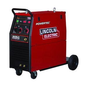 Metināšanas pusautomāts Powertec 305C 230/400V, 300A=35%, LINCOLN