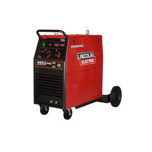 MIG-welder Powertec 425C Pro, Lincoln Electric