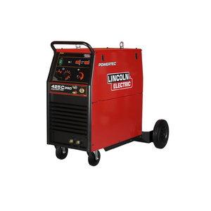 MIG/MAG metināšanas iekārta Powertec 425C Pro, Lincoln Electric