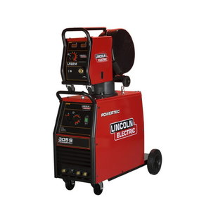 MIG-power source Powertec 305S, Lincoln Electric