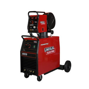 MIG-power source Powertec 425S air, Lincoln Electric