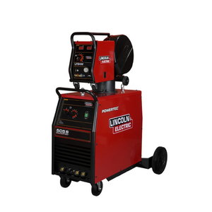 MIG-power source Powertec 505S air, Lincoln Electric