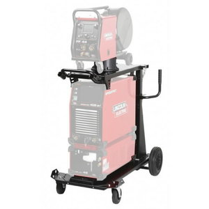 Cart for Speedtec 405S/505S, Lincoln Electric