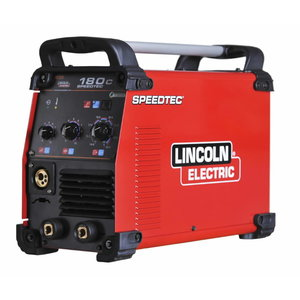 Portable semiautomatic welder Speedtec 180C, Lincoln Electric