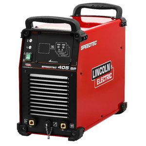 MIG-power source Speedtec 405SP, pulse, Lincoln Electric