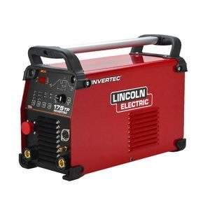 TIG suvirinimo aparatas INVERTEC 175TP 230V/1f, Lincoln Electric