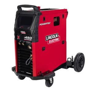 MIG Suvirinimo aparatas Powertec i450C Advanced, Lincoln Electric