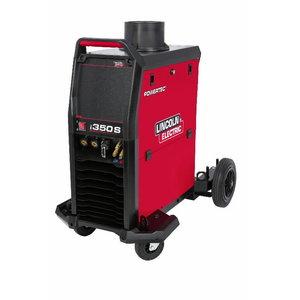 MIG/MAG metināšanas iekārta Powertec i350S, Lincoln Electric