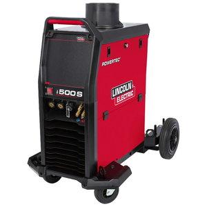 MIG-welder Powertec i500S, Lincoln Electric