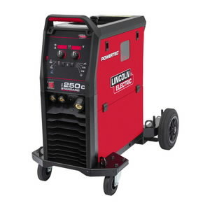MIG-welder Powertec i250C Standard, Lincoln Electric