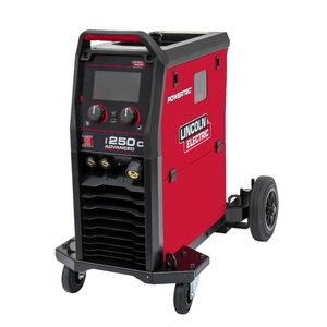 MIG-welder Powertec i250C Advanced, Lincoln Electric