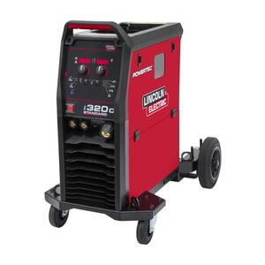 MIG-welder Powertec i320C Standard, Lincoln Electric
