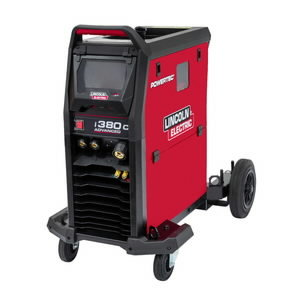 MIG-welder Powertec i380C Advanced, Lincoln Electric