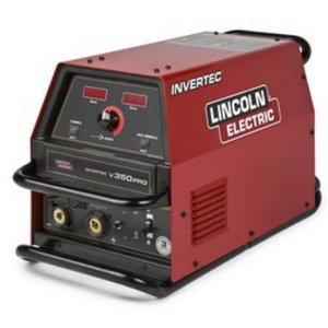 Multifunkcinis suvirinimo srovės šaltinis INVERTEC V350-Pro, Lincoln Electric