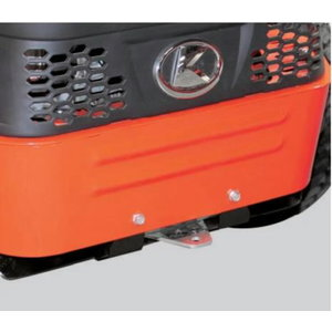 Hitch kit Z122R, Kubota