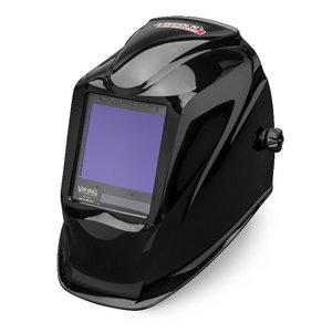 Pašaptumšojošā metināšanas maska VIKING 3350 Black DIN 5-13, Lincoln Electric