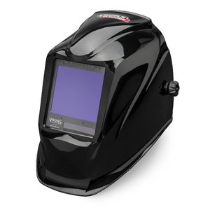 Auto-Darkening welding helmet VIKING 3350 Black DIN 5-13, Lincoln Electric
