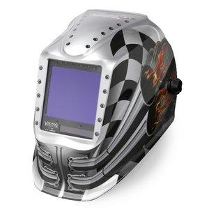 Pašaptumšojošā metināš.maska VIKING 3350 Motorhead DIN 5-13, Lincoln Electric