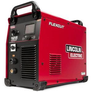 Plazminio pjovimo aparatas LE FlexCut 125 CE, Lincoln Electric
