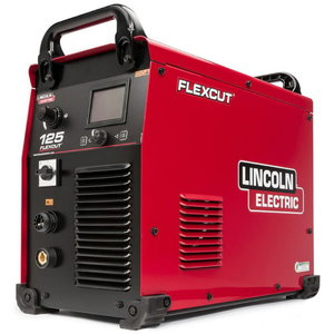 Plasma cutter LE FlexCut 125 CE, Lincoln Electric
