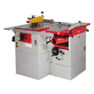 Kombineeritud puidupink K5260L (400V), Holzmann