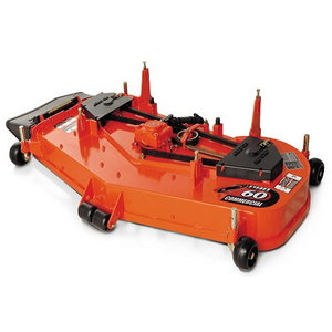 Mower deck 60in/152cm side discharge for F90 series, Kubota