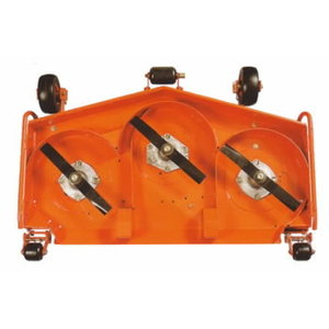 Mower deck 72in/183cm rear discharge for F90 series, Kubota