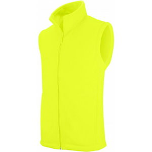 High-Visibility vest Luca for woman yellow L