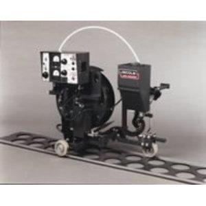 Horizontalus galvos reguliatorius NA5, Lincoln Electric