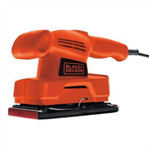 Taldlihvija KA300 / 135W / 91x187 mm, Black+Decker