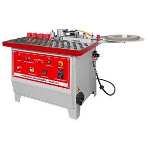 Edge banding machine KAM535, Holzmann