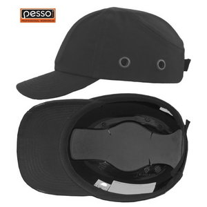 Safety cap, black, Pesso