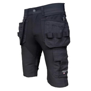 Shorts with holsterpockets Titan Flexpro, grey C48, Pesso