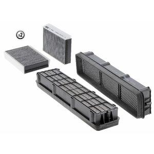 CABIN AIR FILTER carbon KIT AL158986, Hifi Filter