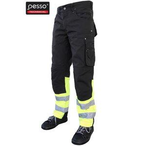 Trousers  KDCJG hi-viz dark blue/yellow, Pesso