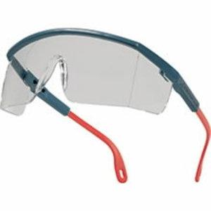 Aizsargbrilles KILIMANDJARO, caurspīdīga lēca, virsbrilles, Delta Plus