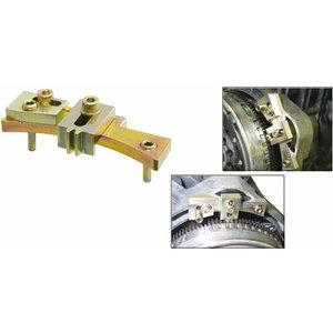 Flywheel locking tool, adjustable, Klann