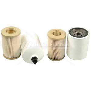 Kütusefiltrite komplekt 8030 RE525523, Hifi Filter