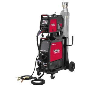 MIG aparatas Speedtec 400SP, pulse (komplektas), Lincoln Electric